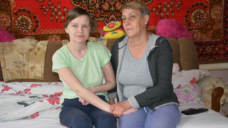 Жительница Поворино попросила помощи в сборе средств на реабилитацию дочери