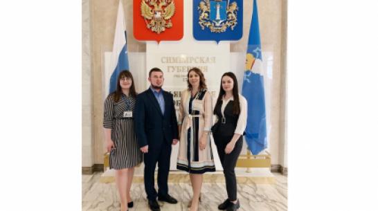 Молодежное правительство Воронежской области вошло в тройку лучших в России