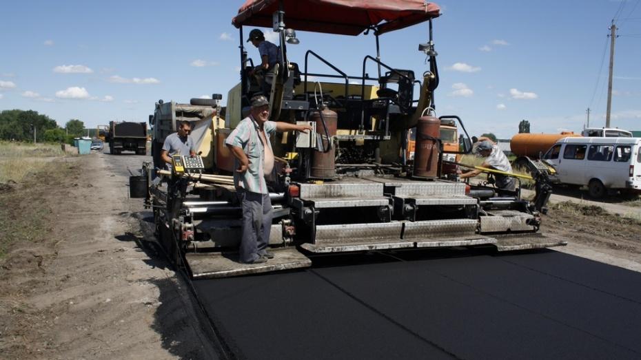 В Аннинском районе на ремонт дорог потратят более 46 млн рублей