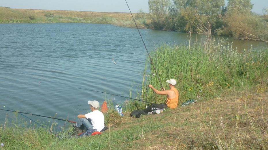 В Поворинском районе пройдет День рыбака