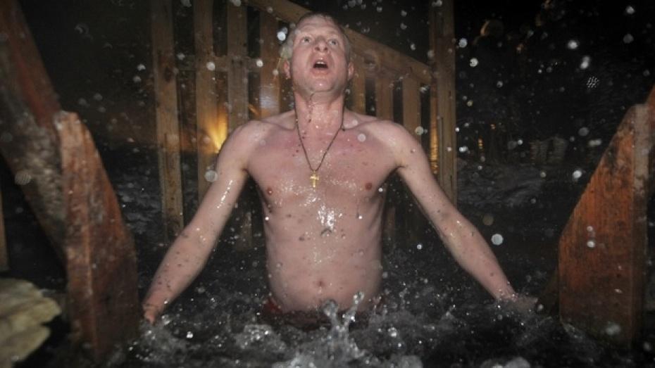 В Воронеже оборудуют дополнительно девять мест для купания в Крещение