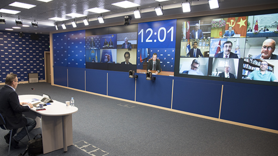 «Единая Россия» приняла участие в круглом столе по безопасности в период пандемии