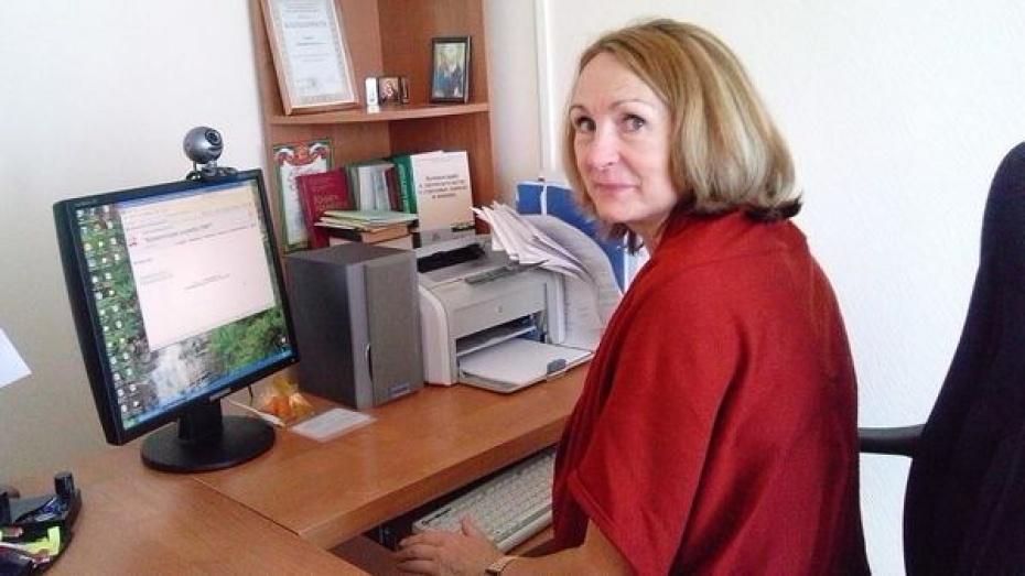 Рамонская пенсионерка продемонстрировала компьютерную грамотность