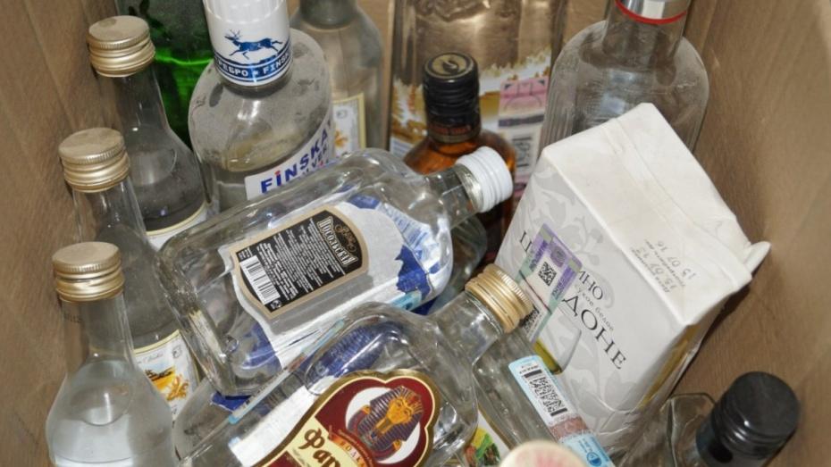 Вступил в силу приговор группе воронежских бутлегеров за выпуск 76 тыс бутылок алкоголя
