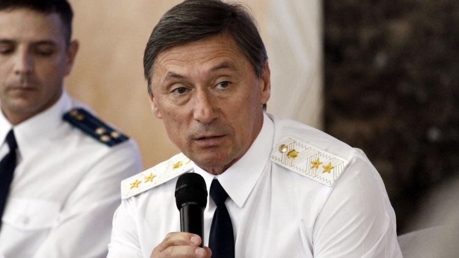 Воронежские прокуроры слегка подсократили свои доходы за2016 год
