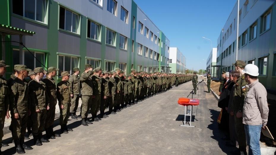 В Воронежской области более 3,1 тыс человек ушли в армию в весенний призыв-2017