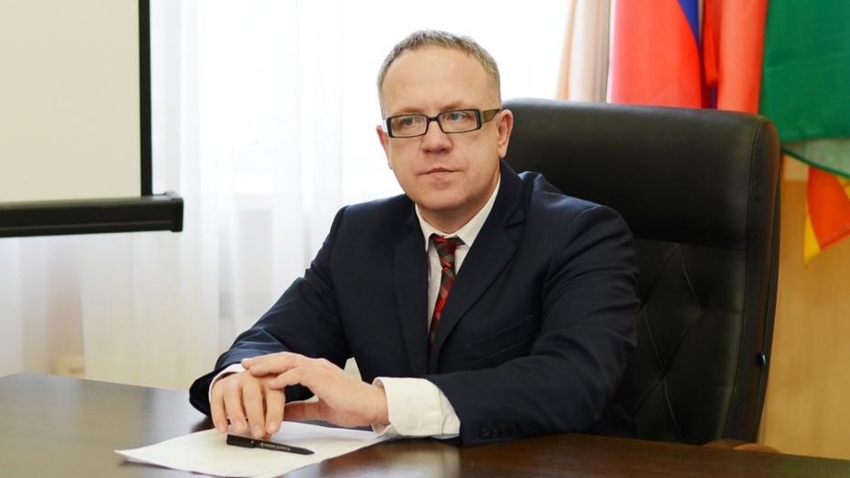 В Семилуках назначили главу администрации района