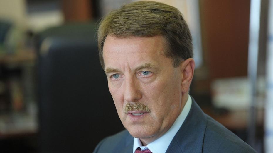 Воронежский губернатор призвал молодых активистов к самостоятельности