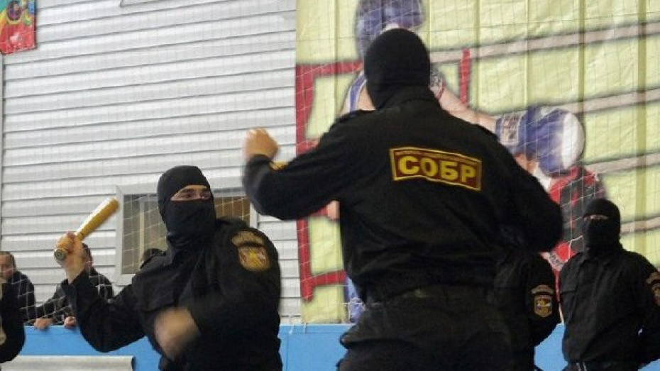 Спецназовцы пригласили воронежцев на Фестиваль спорта