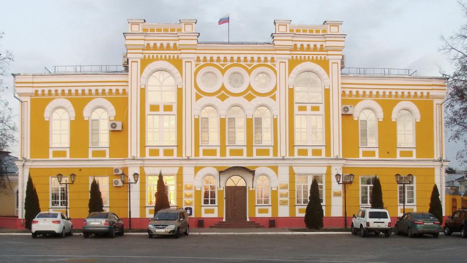 Город в Воронежской области вошел в число 100 лучших муниципалитетов России