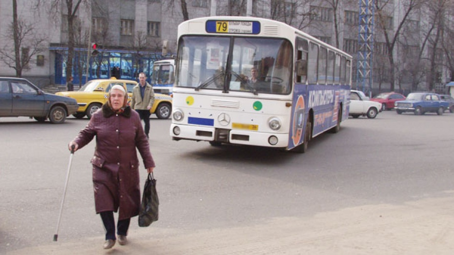 Транспортные маршруты в Воронеже закреплены за «блатными»