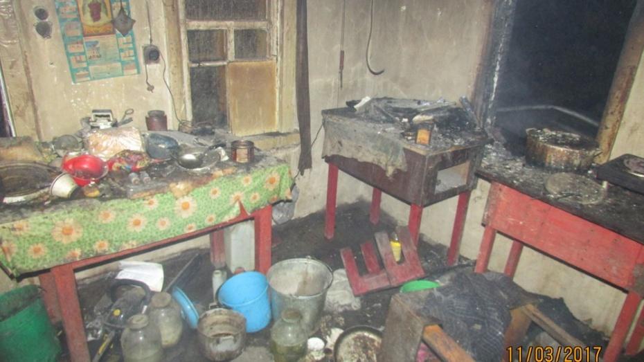 ВКаменском районе при пожаре погибли двое маленьких детей