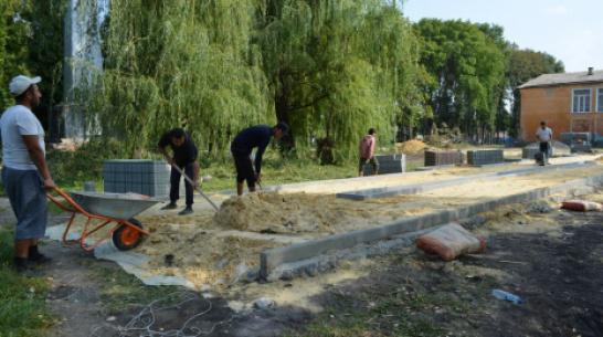 В поселке Нижнедевицкого района благоустроят парк за 6 млн рублей