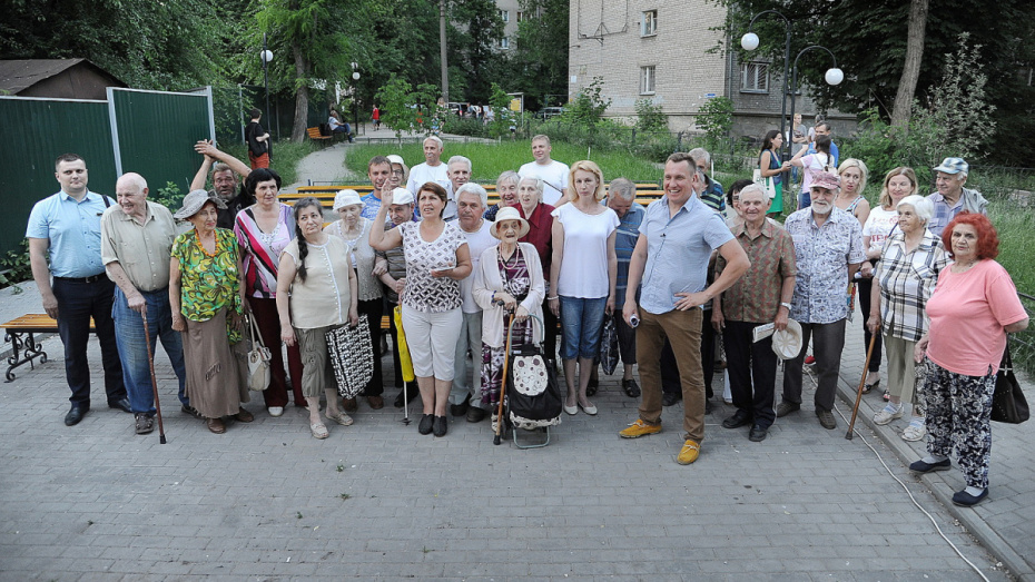 Воронежцы попросили президента запретить строительство высотки у Центрального парка