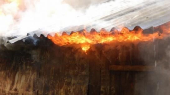В бутурлиновском селе Ударник при пожаре в летней кухне погиб 67-летний мужчина