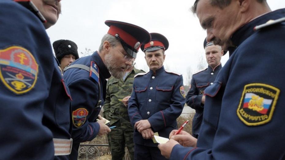 Центральное казачье войско России откроет свой учебно-патриотический центр в Воронежской области