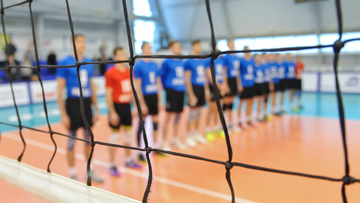Показатель эффективности. Пять воронежских волейболистов попали в списки сборных России