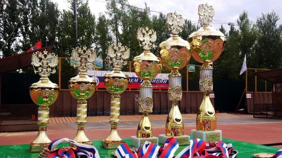 Воронежская сборная стала призером чемпионата ЦФО в городки