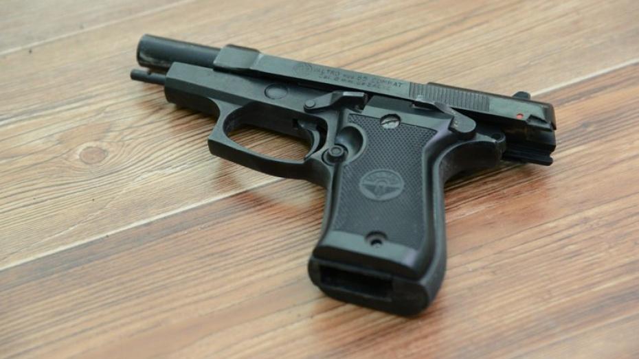 Воронежец попытался застрелить 4-летнего мальчика из пневматического пистолета