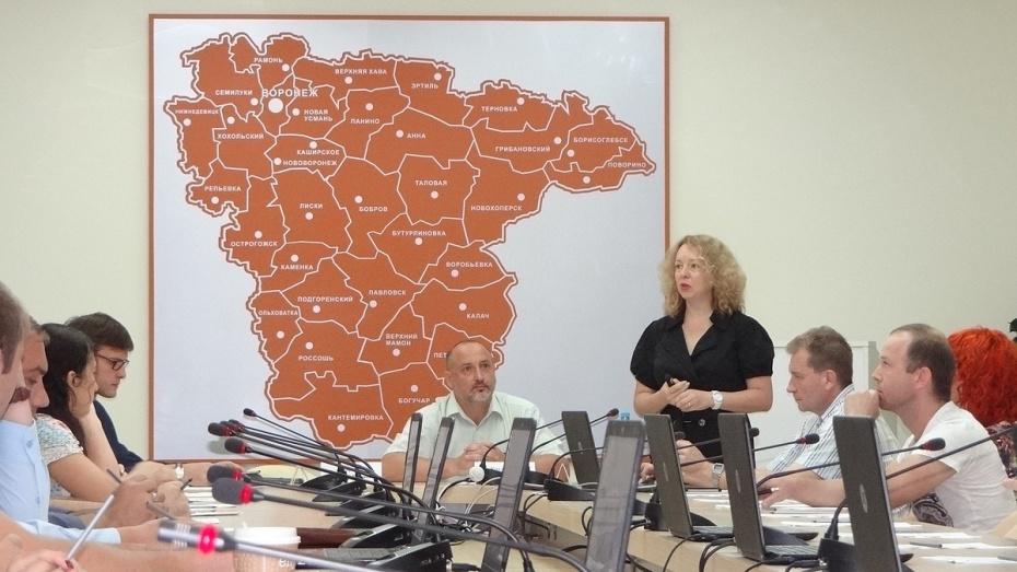 Воронежские чиновники рассказали бизнесменам о льготном кредитовании