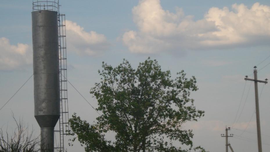 В лискинском селе Колыбелка пробурили новую скважину