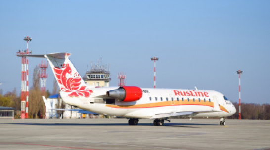 «Руслайн» запустит авиарейсы из Воронежа в Екатеринбург и Анапу
