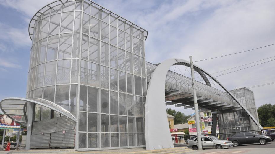 На трассе М-4 «Дон» в Воронежской области построят 6 надземных переходов