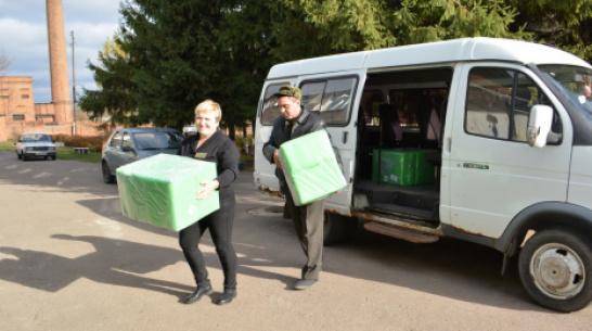 Острогожскому реабилитационному центру для несовершеннолетних подарили новое оборудование