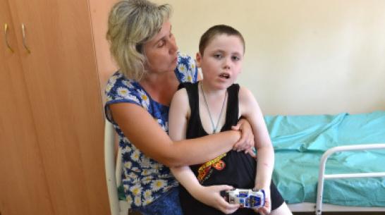 Возможность выжить. Как помочь мальчику из Воронежской области с редким заболеванием