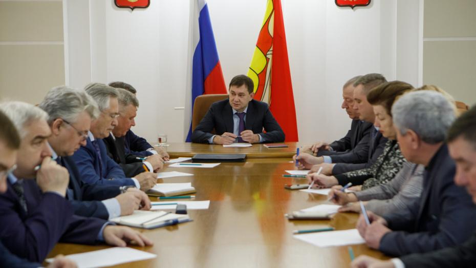 Воронежские депутаты обсудили механизм обеспечения школьников горячим питанием