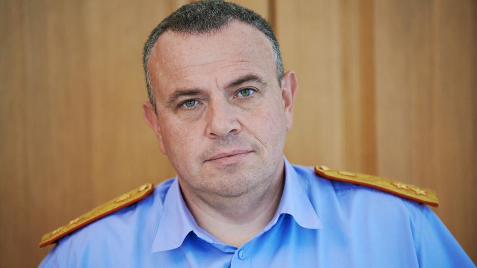 Президент назначил главного следователя Воронежской области