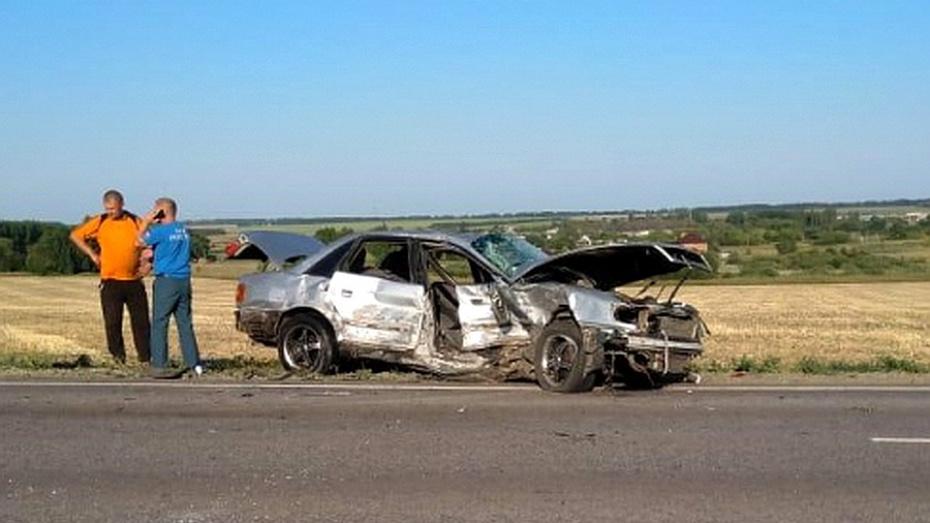 Женщина и подросток пострадали в ДТП в Воронежской области
