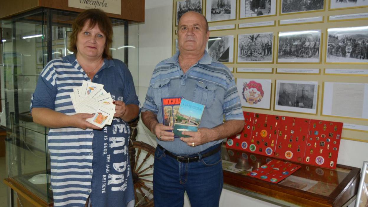«Моя страсть». Житель Воронежской области собрал более 270 символов Олимпиады-80