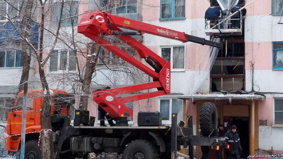 Жители 2 подъездов поврежденной воронежской пятиэтажки смогут вернуться в свои квартиры
