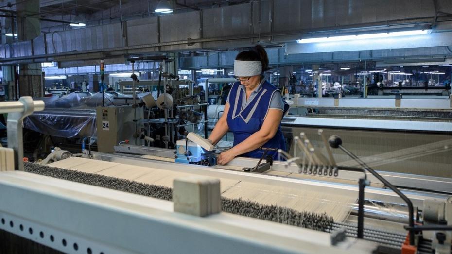 Воронежский «Промтекстиль» запустит производство холстов для шинных заводов