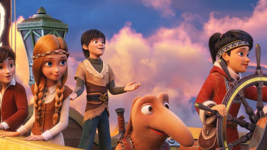 Анимационная лента воронежской студии представит Россию на фестивале в США