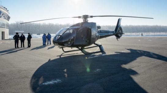 В 2020 году в Воронежской области появятся 2 вертолетные площадки для санавиации