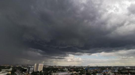 В Воронеже 8 и 9 июля выпало 73% от месячной нормы осадков