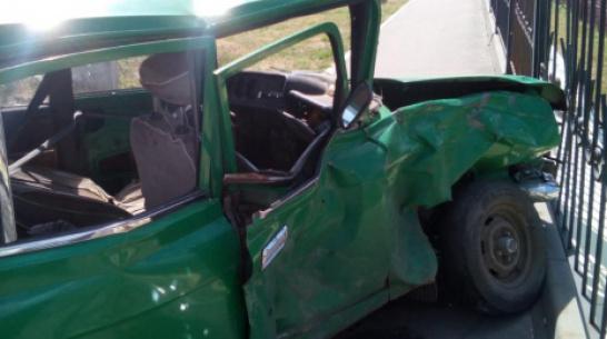 В Борисоглебске водитель BMW устроил ДТП с 3 пострадавшими