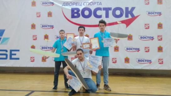 Верхнехавские авиамоделисты заняли 1-е место на чемпионате ЦФО