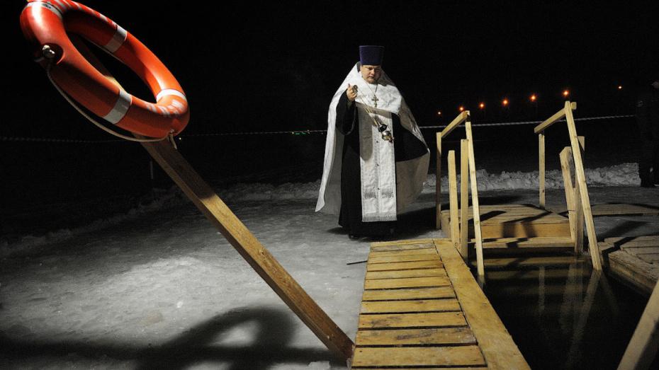 Перед Крещением спасатели опубликовали список мест, запрещенных для купания в Воронеже