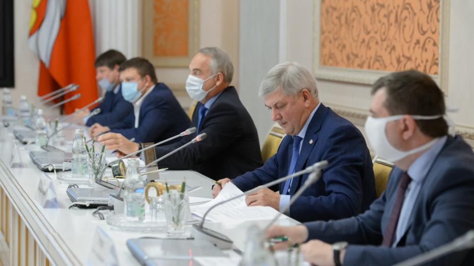 Губернатор Воронежской области – инвесторам: «Меры поддержки снижать не будем»