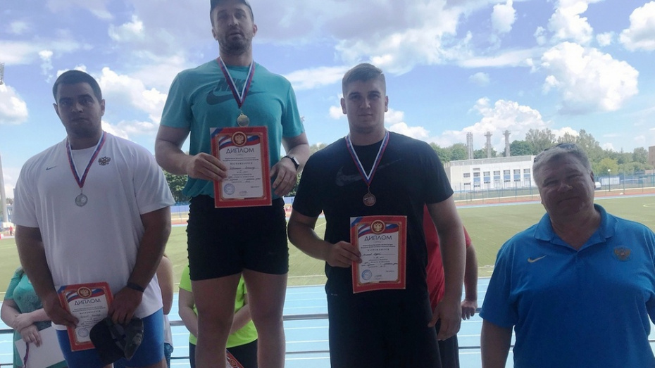 Павловский легкоатлет завоевал «серебро» на первенстве ЦФО и СЗФО