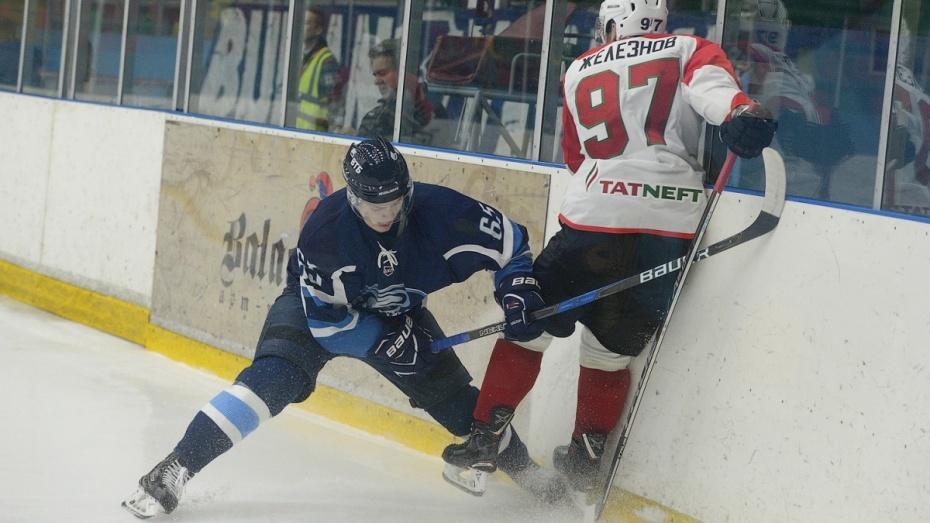Воронежский «Буран» вновь был дополнен тремя хоккеистами из«Динамо»