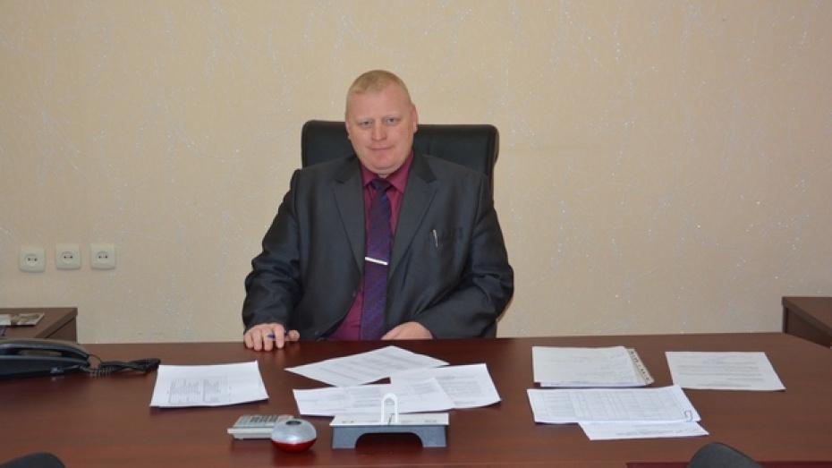 И.о. главы администрации Поворино стал Дмитрий Шляхтянский