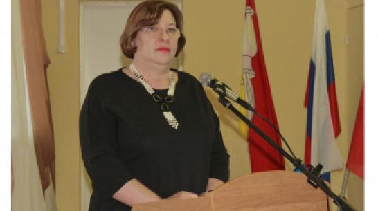 Глава администрации Терновского районаВоронежской области ушла в отставку