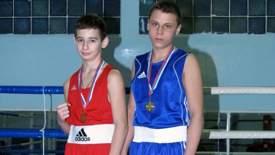 Каширские спортсмены вошли в состав юношеской сборной команды  Воронежской области по боксу