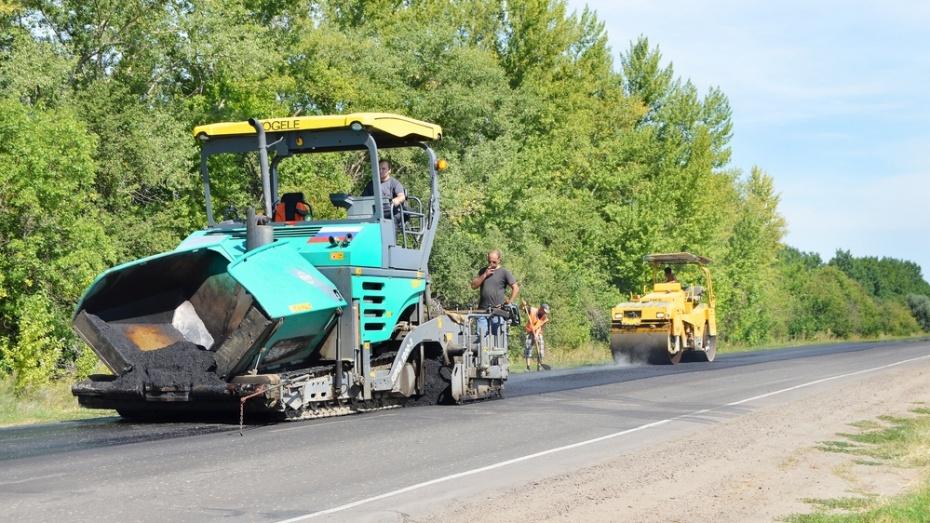 В семилукском поселке отремонтируют 6 км трассы