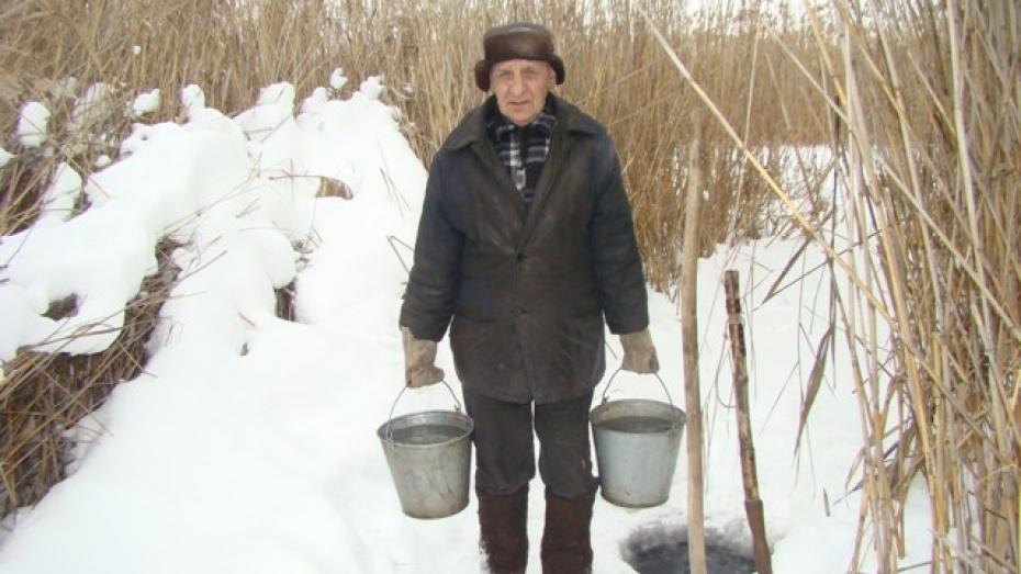 Участник Великой Отечественной  войны перебрался  из 18 века в 21