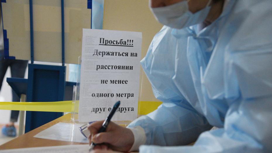 В правительстве Воронежской области выявили вспышку COVID-19